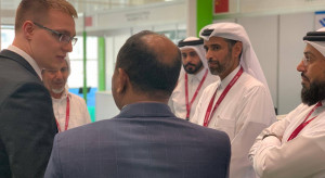 Polskie biotechnologie oczyszczą wodę wokół szybów naftowych w Katarze