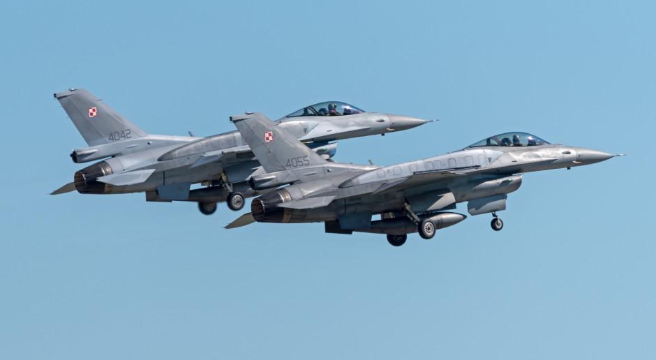 Polskie myśliwce eskortowały amerykańskie bombowce strategiczne