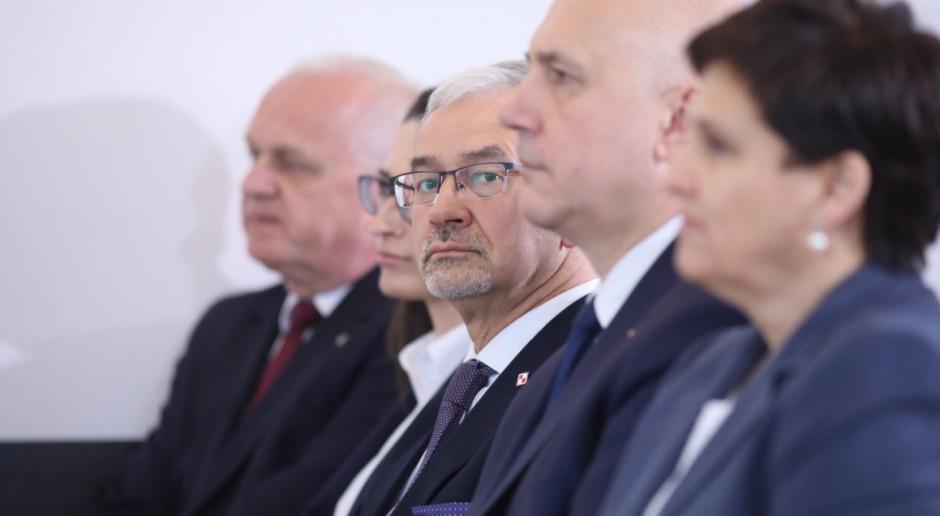 Kwieciński: chcemy poprawić warunki do inwestycji. Ma być prościej i szybciej