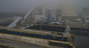 Rozpoczęły się dostawy węgla do nowego bloku Taurona. Budowa gotowa w 87 proc.