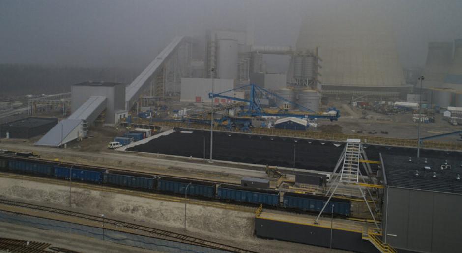 Blok Taurona w Jaworznie zaawansowany w 87 proc. Ruszyły dostawy węgla