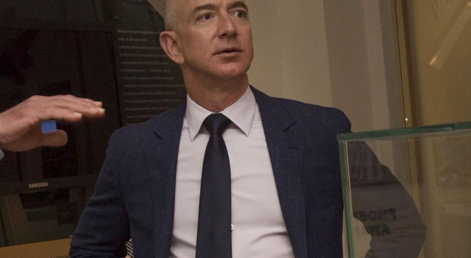 Jeff Bezos zarobił 82 tys. dolarów, ale wciąż jest najbogatszy na świecie
