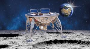 Nieudane lądowanie izraelskiego statku kosmicznego na Księżycu