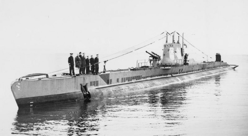 """90 lat temu zwodowano pierwszy polski okręt podwodny ORP """"Wilk"""""""