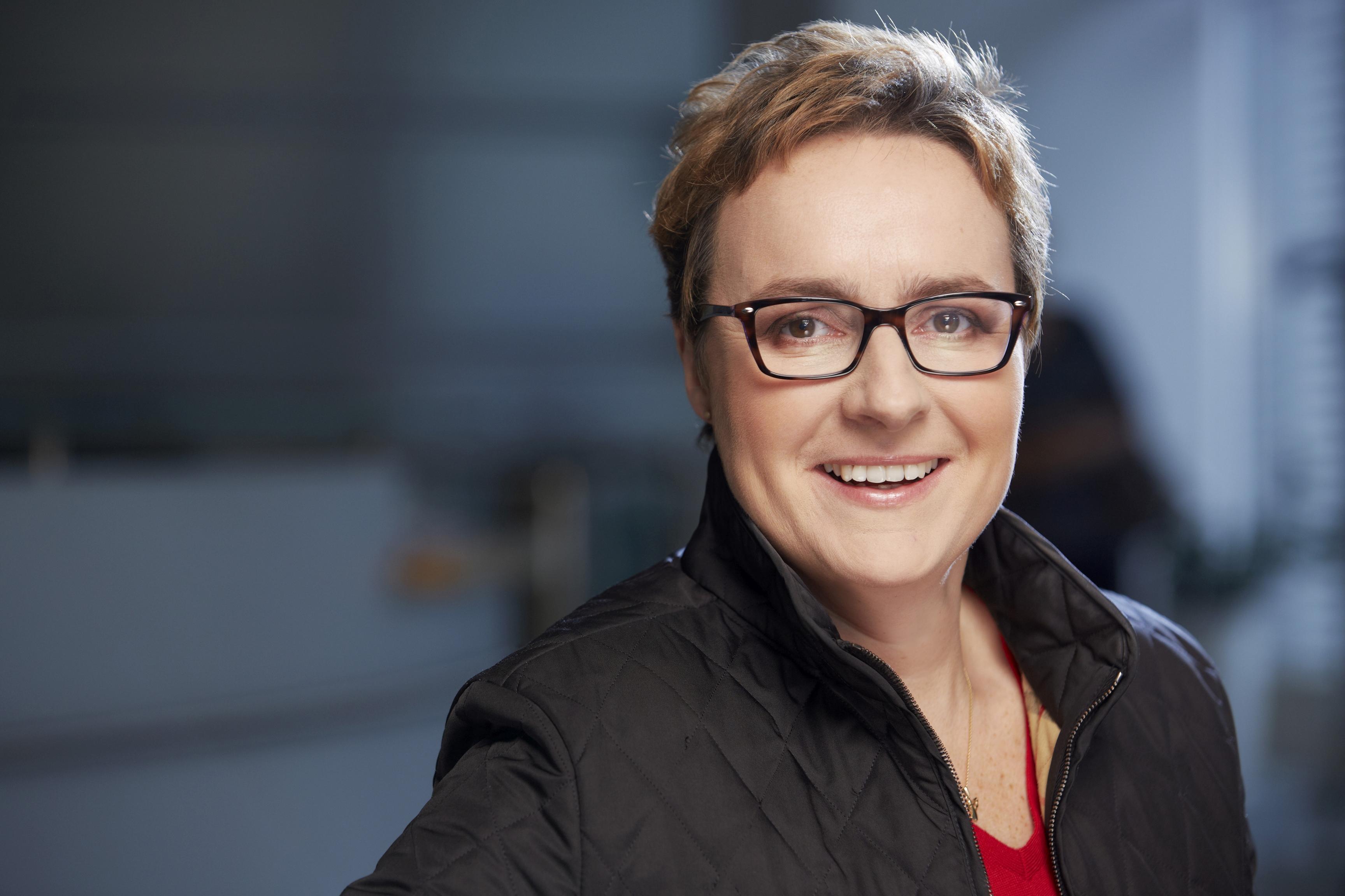 Dominika Bettman, prezeska Siemensa w Polsce (Fot. mat. pras. Siemens)