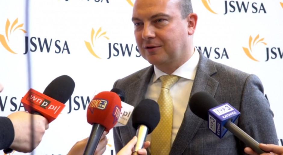 Solidarność broni prezesa JSW Daniela Ozona