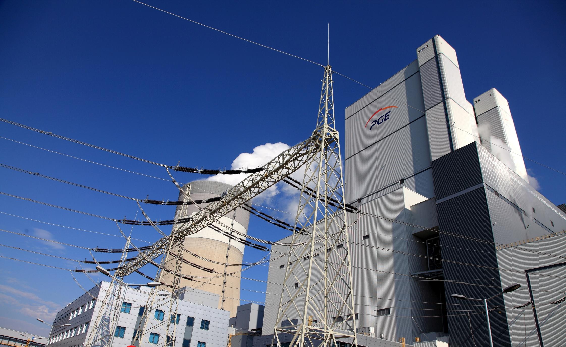 PGE Górnictwo i Energetyka Konwencjonalna, największy krajowy producent energii, otrzymała od TGE Platynowego Megawata za największą aktywność na rynkach energii elektrycznej w 2020 roku (fot. mat. pras. archiwum)