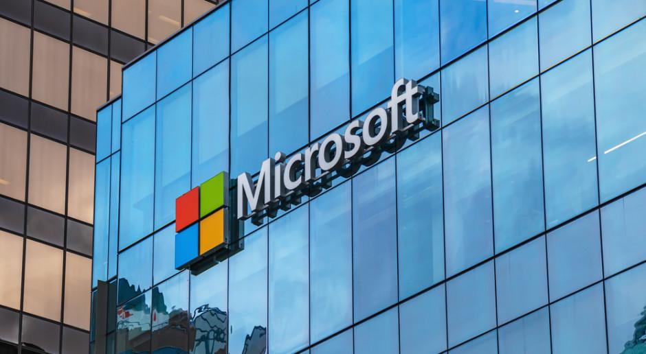 Microsoft jako czwarta spółka świata przekroczył magiczną granicę