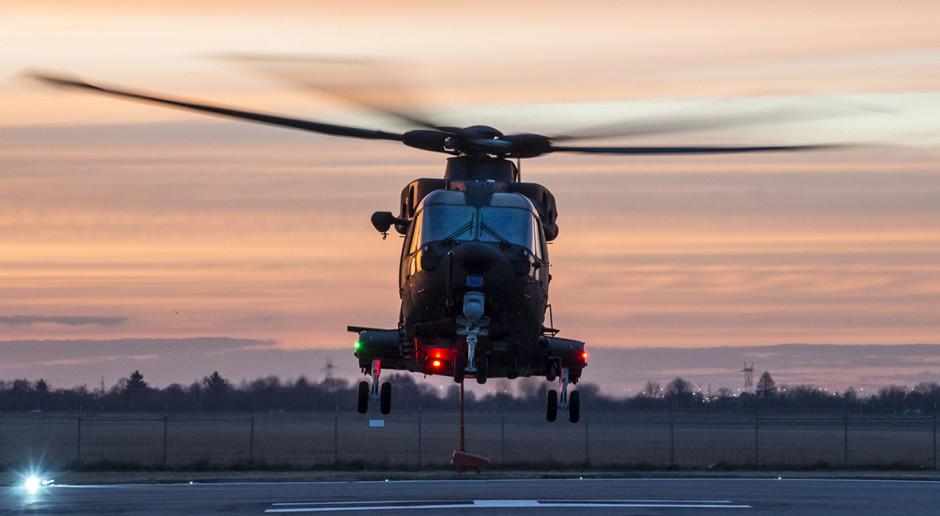 Premier: śmigłowce AW101 znacząco wzmocnią nasze siły zbrojne