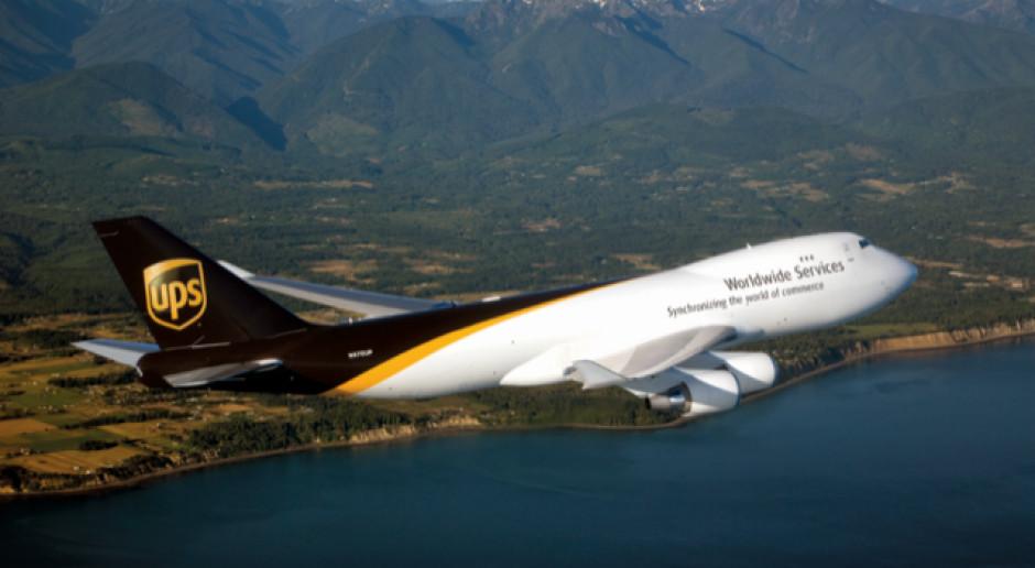 UPS z gorszymi wynikami finansowymi za pierwszy kwartał