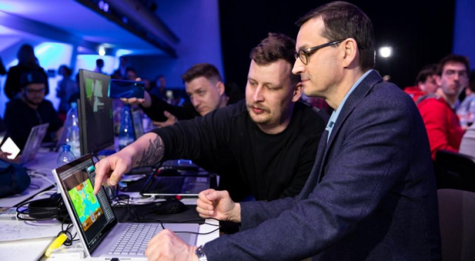 Mateusz Morawiecki: rząd wspiera branże gamingową