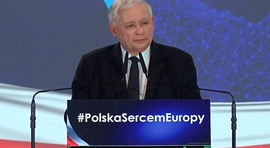 Jarosław Kaczyński: Inwestycje  transportowe zmienią północno-wschodnią Polską