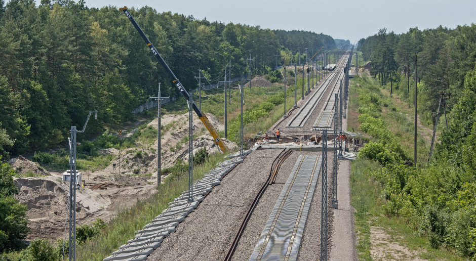 """Kolejny krok do etapu """"Zero"""" komponentu kolejowego Centralnego Portu Komunikacyjnego"""
