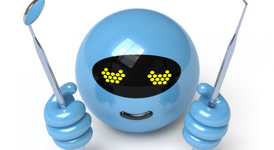 Naukowcy wysyłają mikroroboty do walki z próchnicą