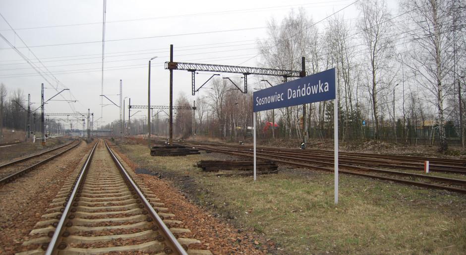 Za 61 mln w Sosnowcu zostanie usunięte kolejowe wąskie gardło