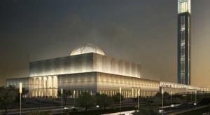Takiego meczetu jeszcze nie było