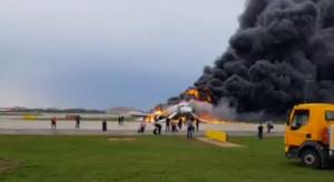 Błędy załogi przyczyną katastrofy samolotu w Rosji