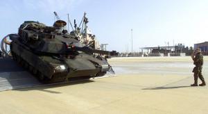 MON o szczegółach dot. zakupu Abramsów dla polskiej armii