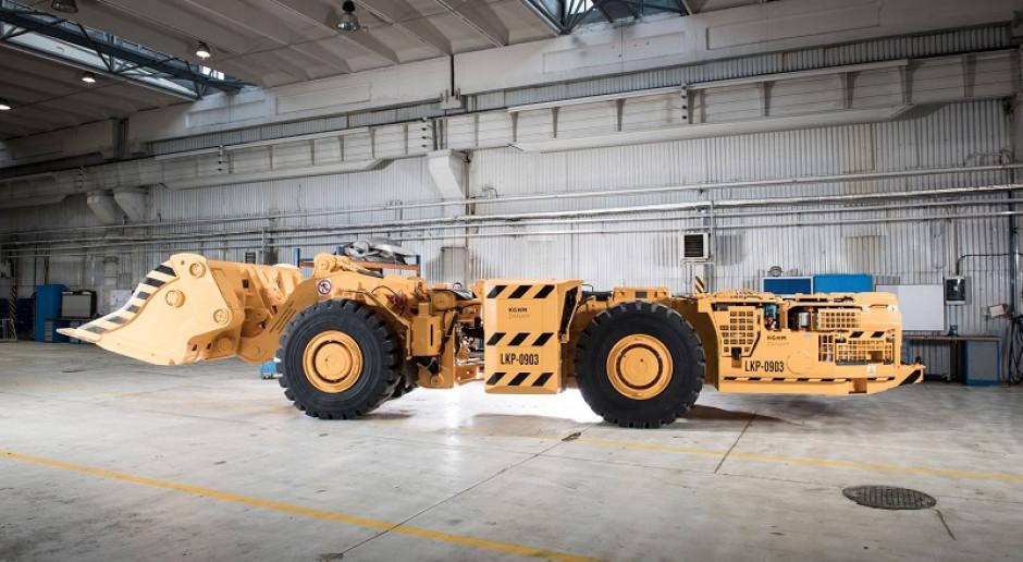 Maszyny z KGHM Zanam pojadą do największej polskiej kopalni soli