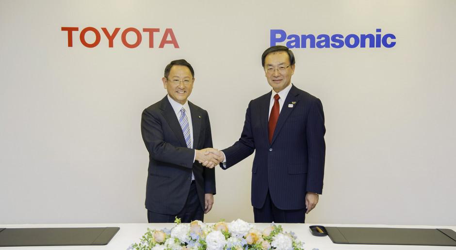 Toyota i Panasonic chcą oferować usługi dla mieszkań
