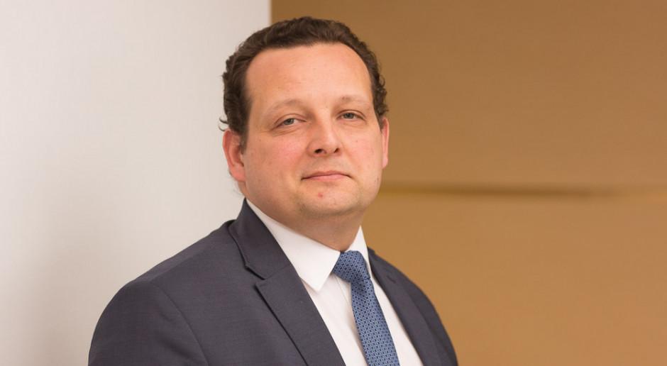Piotr Świecki. fot. Budimex