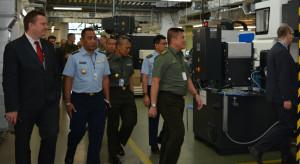 Indonezyjczycy w polskich firmach zbrojeniowych