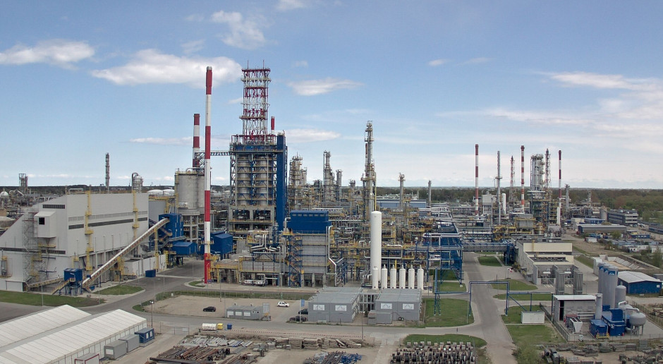 Grupa Lotos: rafineria pracuje stabilnie