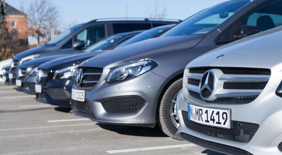 Chiński koncern chce kupić udziały w Daimlerze