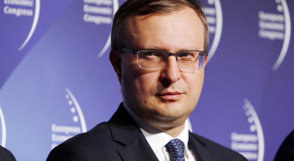 Paweł Borys: blisko 50-60 proc. firm odczuwa już skutki kryzysu