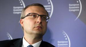 Paweł Borys o tarczy finansowej dla dużych firm