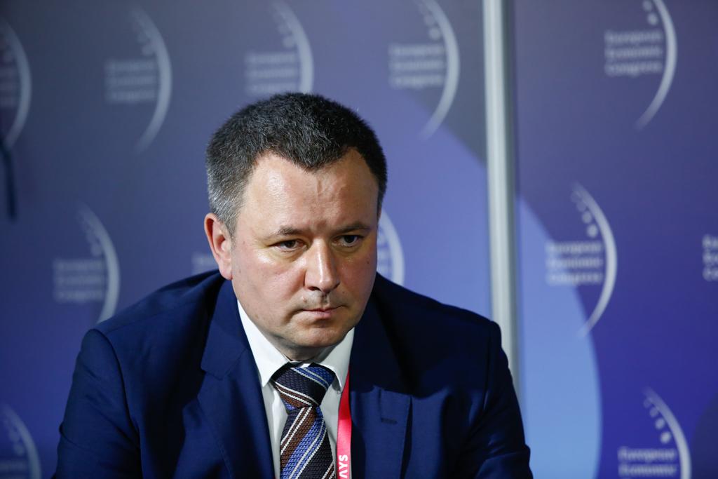 Mariusz Swora, były prezes URE (Fot. PTWP)