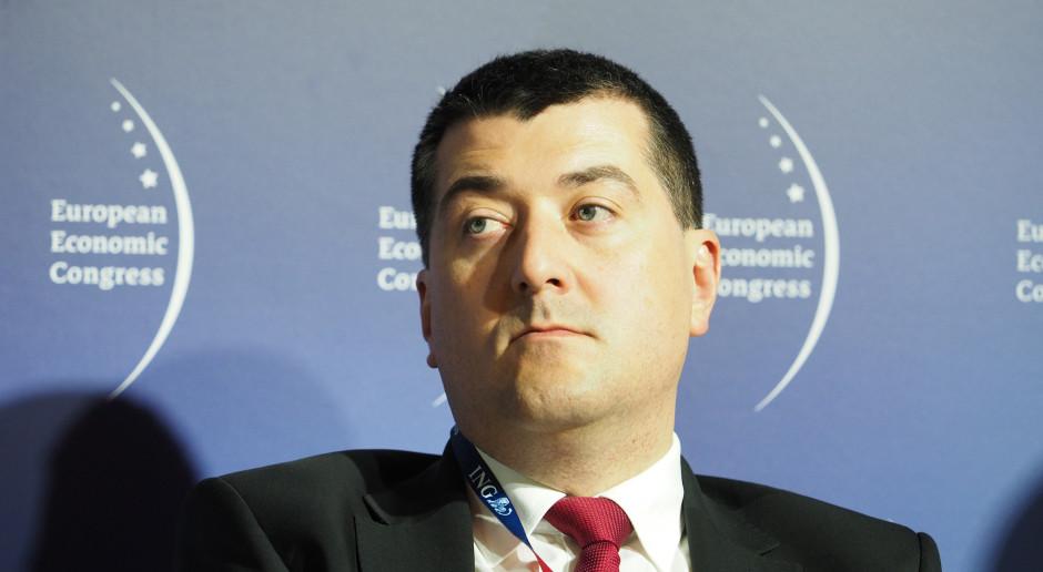 Leszek Skiba przejął departamenty podatkowe w Ministerstwie Finansów