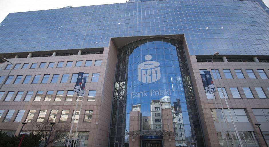 Bank PKO BP podał wyniki finansowe za pierwszy kwartał