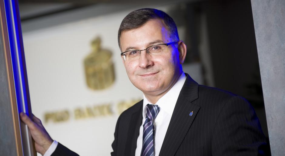 PKO BP zaktualizuje strategię finansową