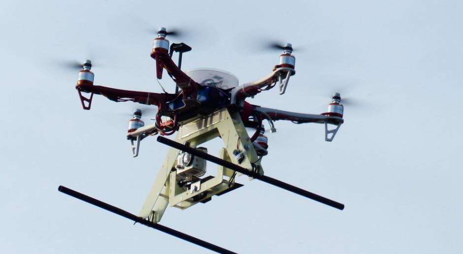 Straż przybrzeżna planuje testy dronów ratowniczych