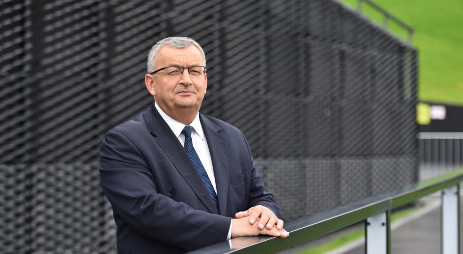 Andrzej Adamczyk: Via Carpatia będzie zrealizowana do końca 2025 roku