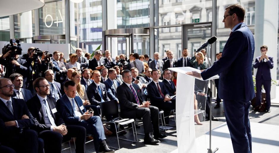 Mateusz Morawiecki: będziemy patrzeć na legislację UE przez pryzmat małych i średnich firm