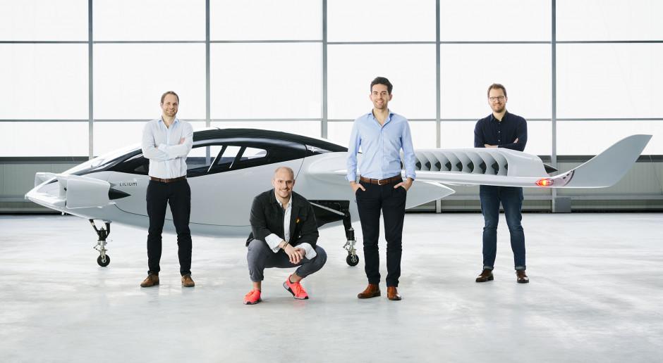 Niemiecki start-up zaprezentował latającą taksówkę odrzutową