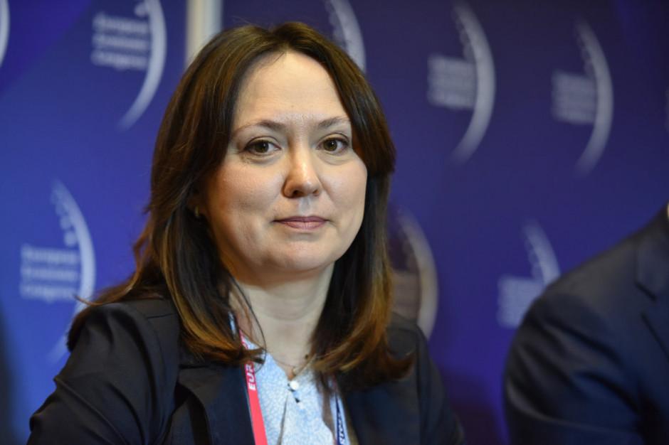 Małgorzata Cebelińska, dyrektor, Wydział Handlu, SM Mlekpol. Fot. PTWP