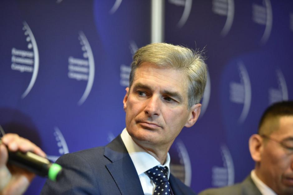 Piotr Kulikowski, prezes Krajowej Rady Drobiarstwa. Fot. PTWP