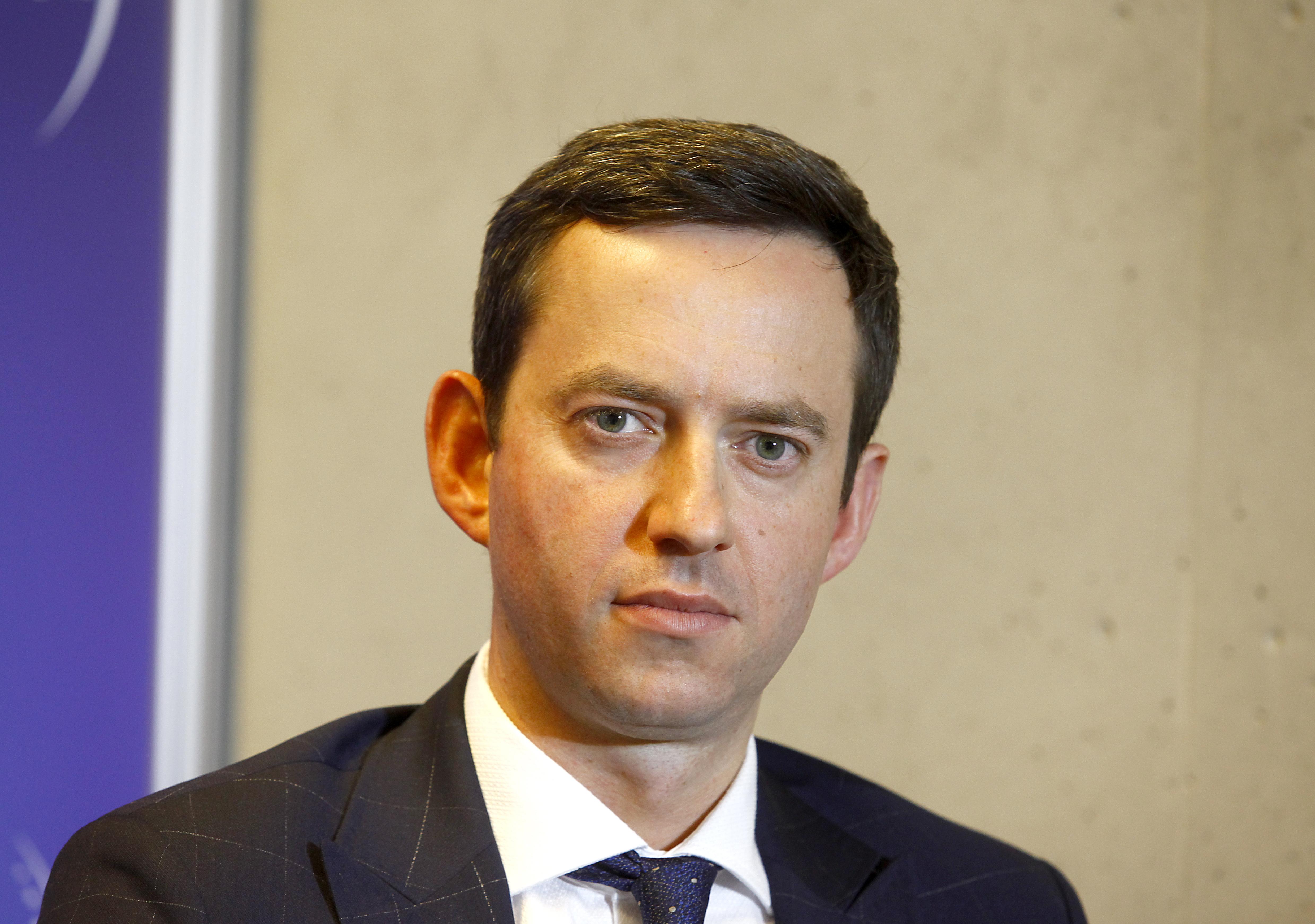 Wiceminister przedsiębiorczości i technologii Marcin Ociepa (fot. PTWP)