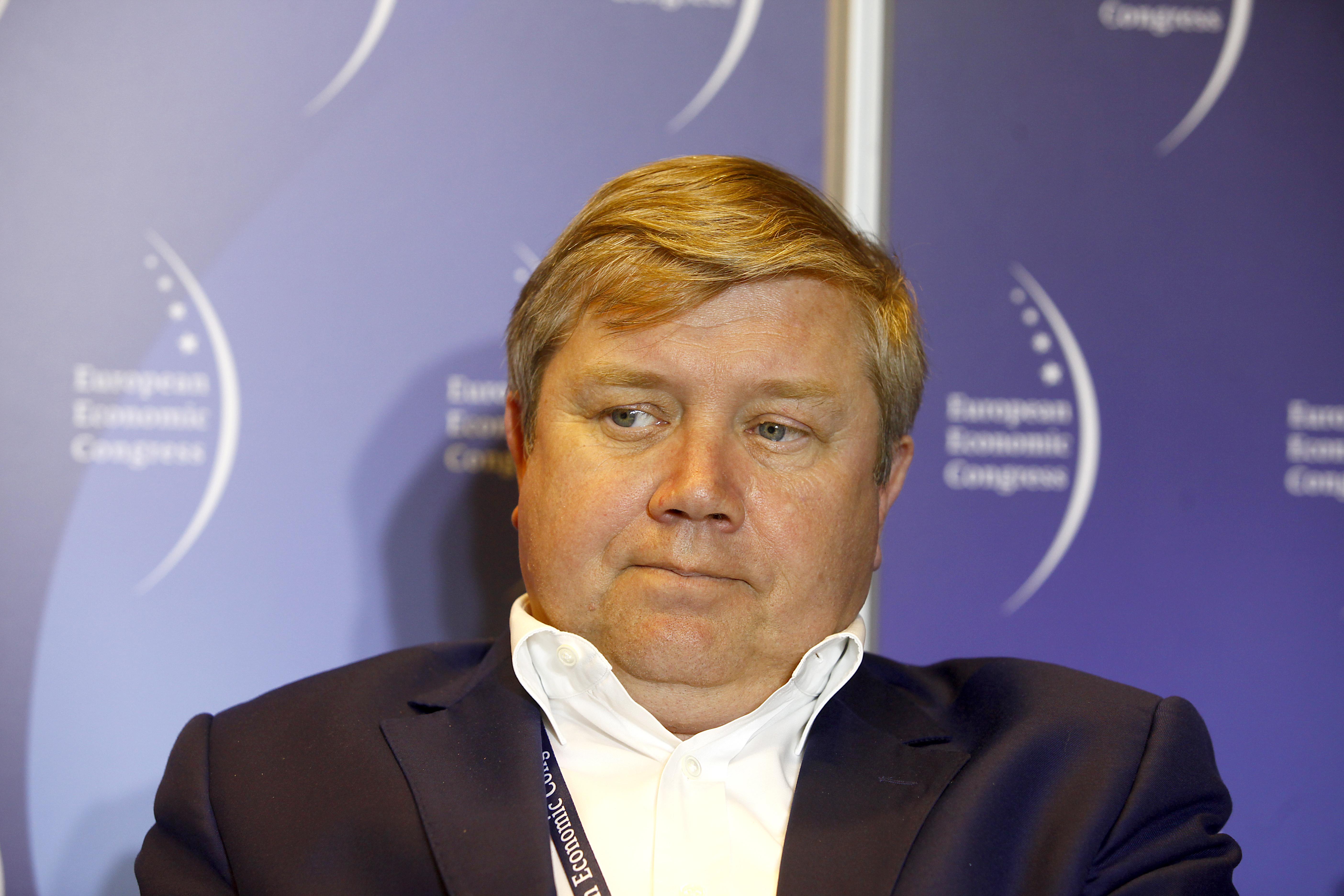 Prezes Związku Przedsiębiorców i Pracodawców Cezary Kaźmierczak (fot. PTWP)