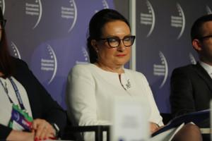 Europosłanka Izabela Kloc do związkowców z JSW: nie szukajcie wrogów wśród przyjaciół