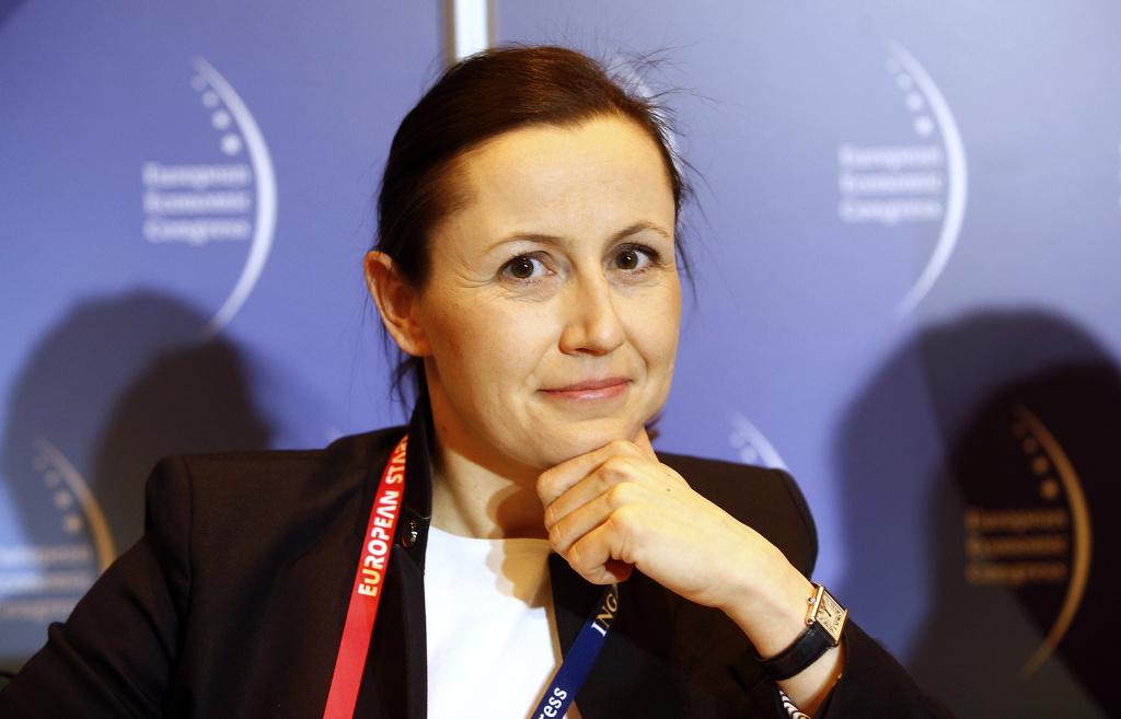 Katarzyna Bilewska, partner Dentons. Fot. PTWP