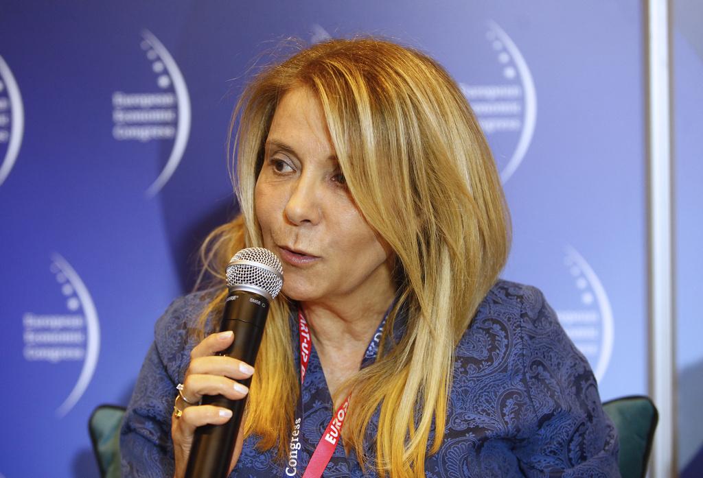 Barbara Dolniak. Fot. PTWP