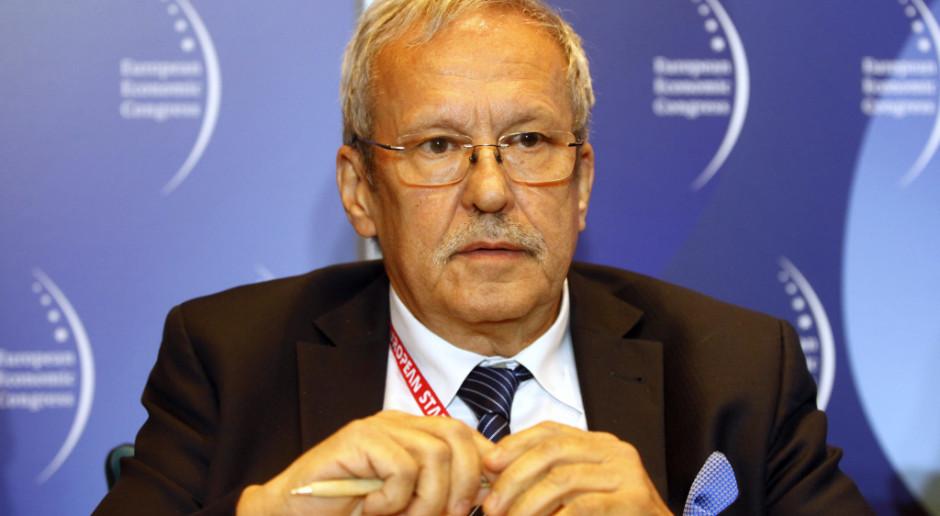 Janusz Steinhoff: Politycy traktują górników instrumentalnie, by pozyskać ich głosy