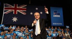 Węgiel zwyciężcą wyborów w Australii