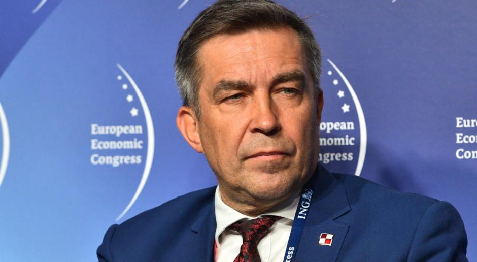 Zbigniew Gryglas pełnomocnikiem ds. rozwoju morskiej energetyki wiatrowej