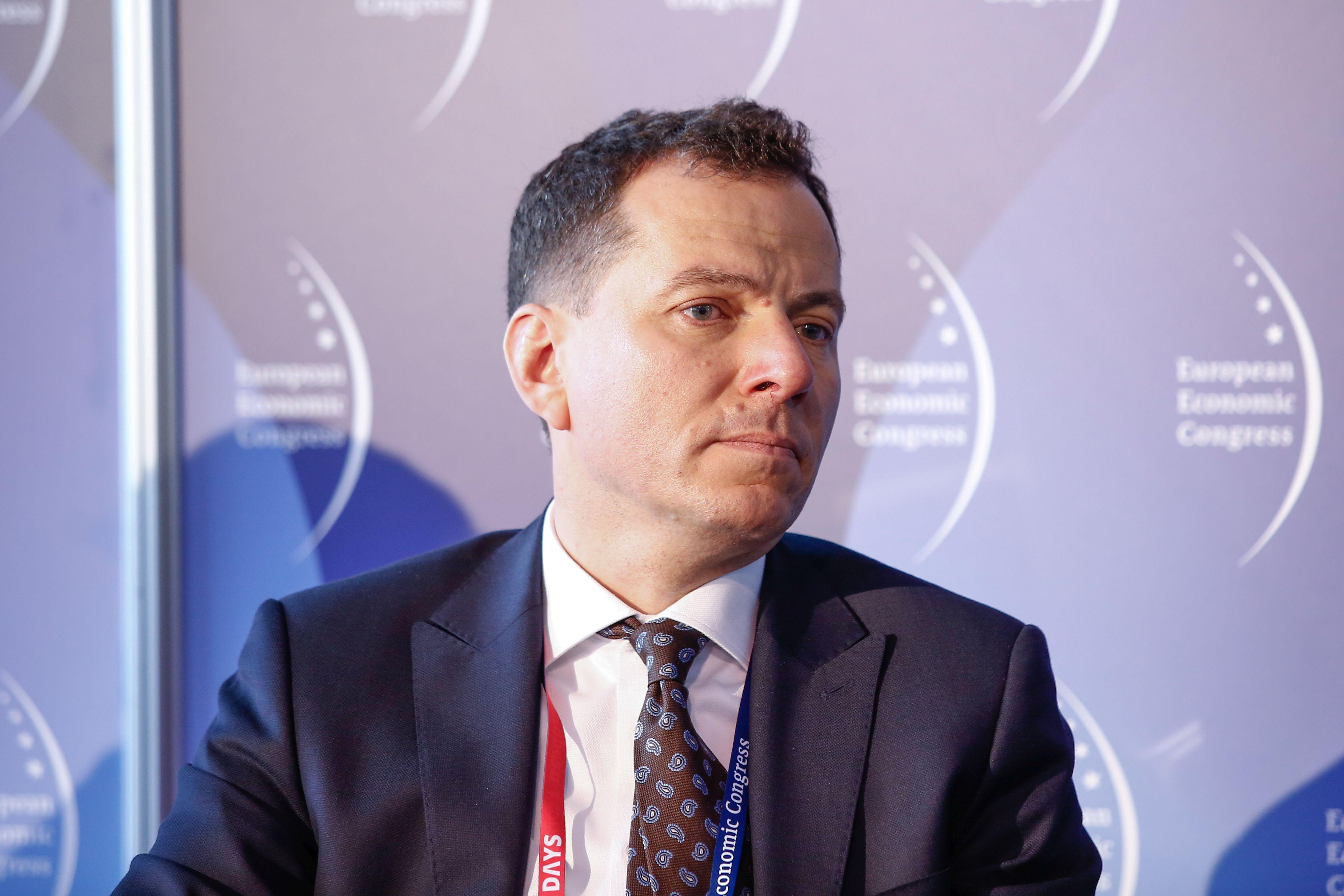 Łukasz Berak, radca prawny i partner w kancelarii Sołtysiński Kawecki & Szlęzak (fot. PTWP)