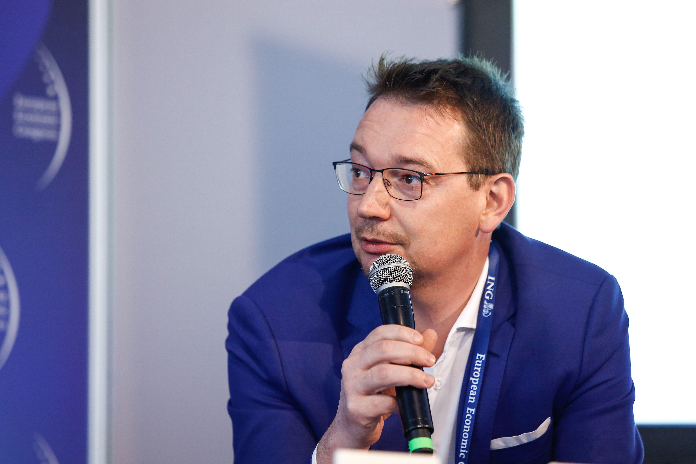 Piotr Michalczyk, partner i lider zespołu doradztwa dla branży motoryzacyjnej w PwC (fot. PTWP)